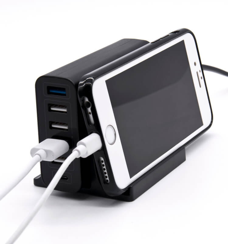 60W type c usb charger