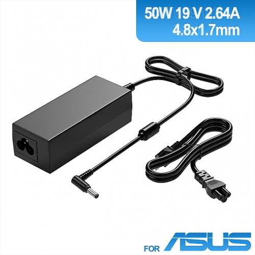 19V 2.64A 50W Laptop Charger For Asus